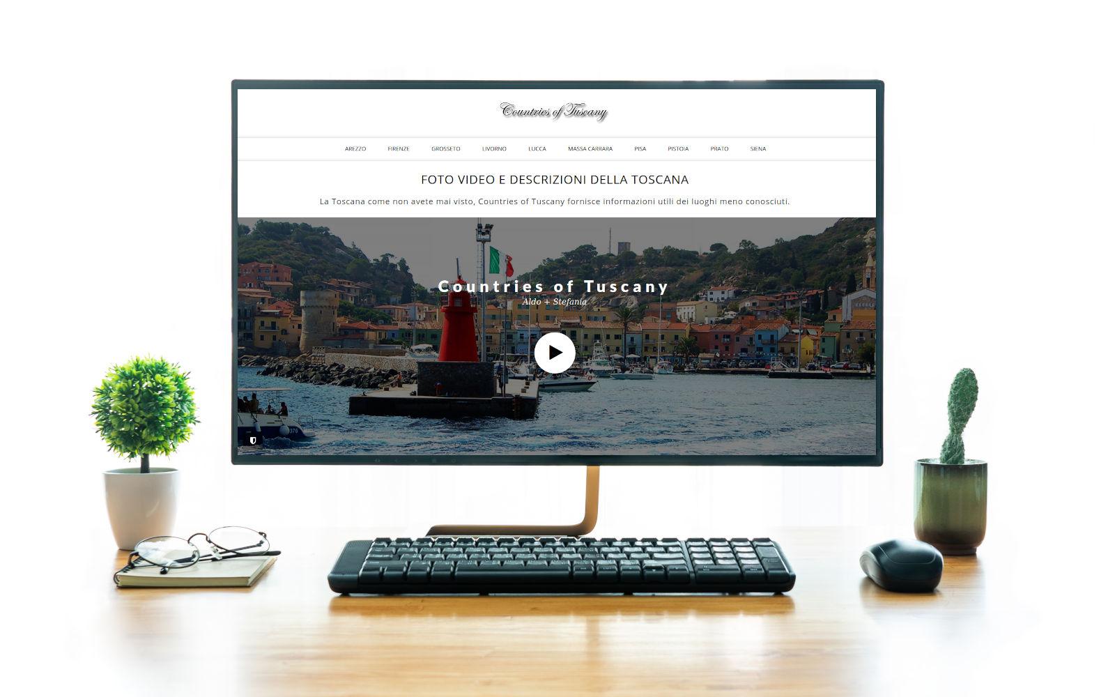 manutenzione sito wordpress countriesoftuscany